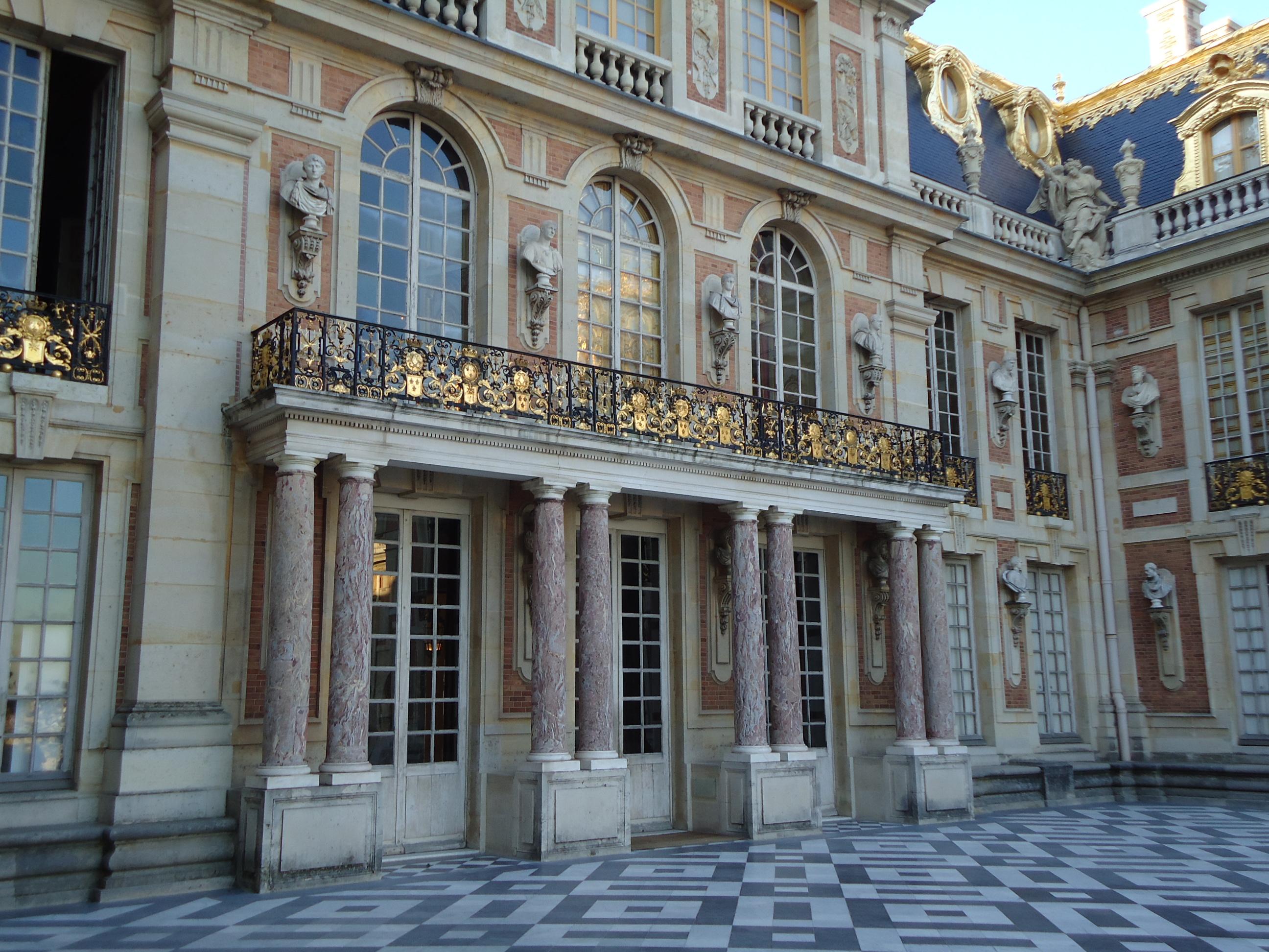 Le ch teau de versailles anna in wanderland - Photo chateau de versailles ...