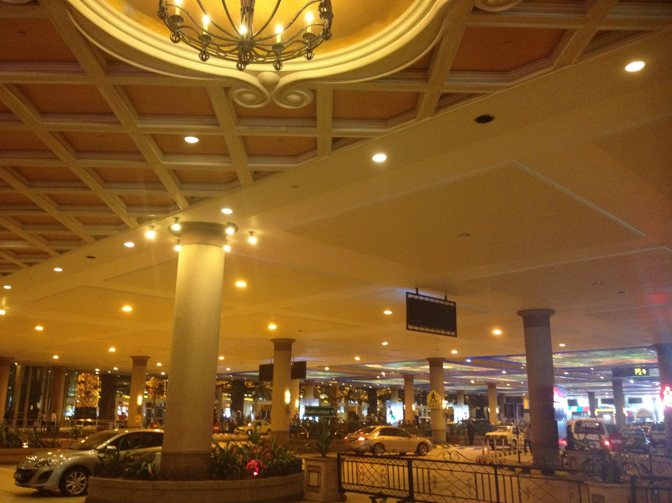 Genting go casino package